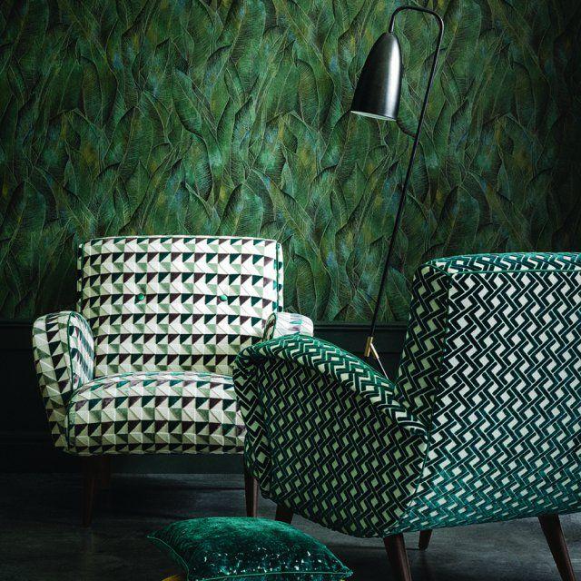 Les 25 meilleures id es de la cat gorie fauteuil voltaire - Chaise greenwich treca interiors paris ...