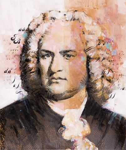 johann sebastian bach musical style Johann sebastian bach is one of the most famous composers and musicians in the history of western music his music is synonymous with the baroque musical style using complex polyphony and counterpoint.