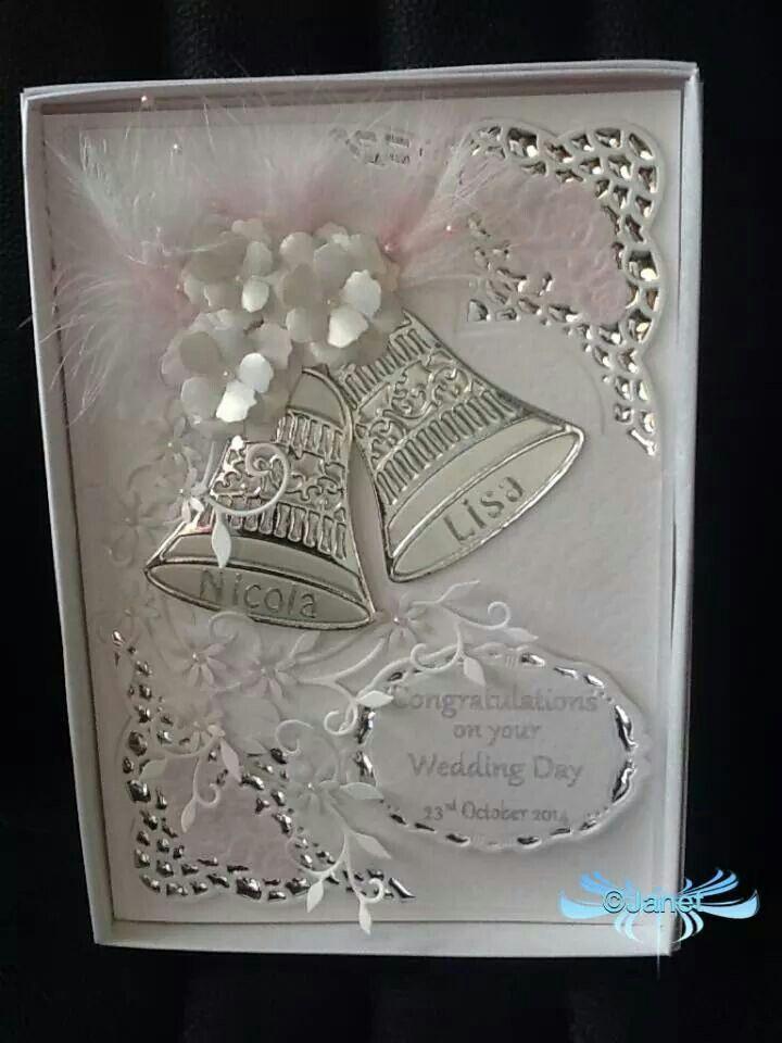 Wedding Belles Anniversary Wedding Shower Cards Card Box Wedding Wedding Cards Wedding Day
