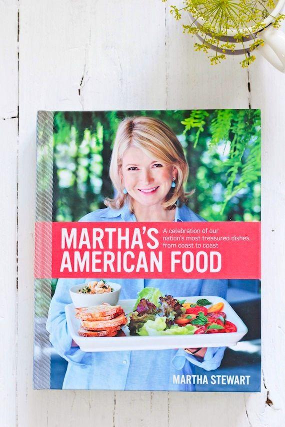 Martha's American Food  foodandcook.net Martha Stewart cookbook