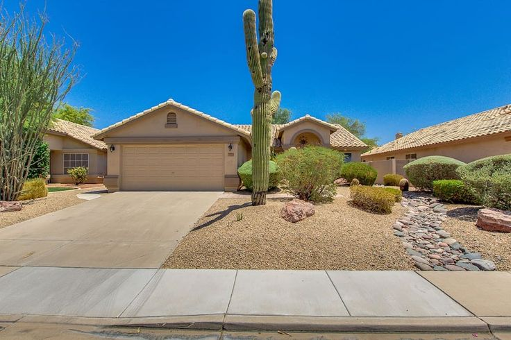 in Mesa, United States. My place is close to freeway access, 25 minutes to Sky Harbor, 15 minutes to the open Desert, several golf courses nearby, lots of good shopping. You'll love my place because of the ambiance with a yard that's very special. My place is good for co...