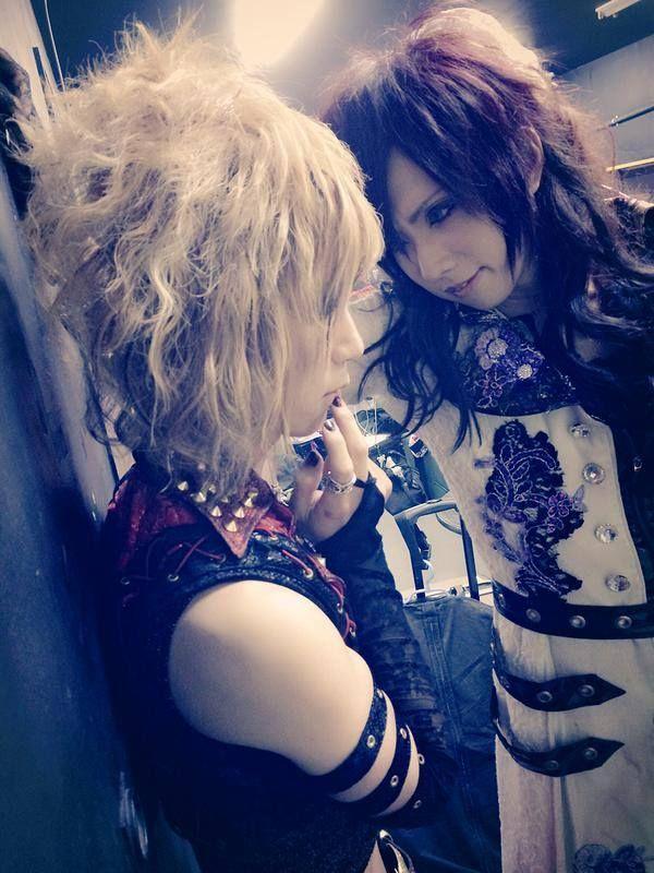 Rino (Synk;yet) & Rui (misaruka)