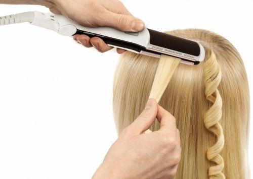 Cómo elegir una plancha de pelo - Peinados Fáciles