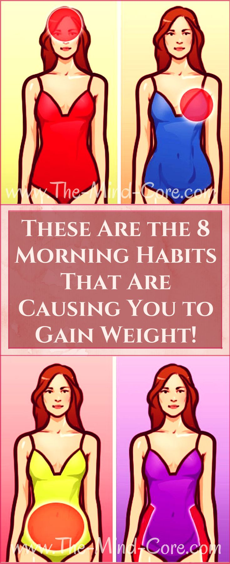 Ladies, Here Are 8 Morning Habits That Are Causing You to Gain Weight (You MUST Avoid Them!)