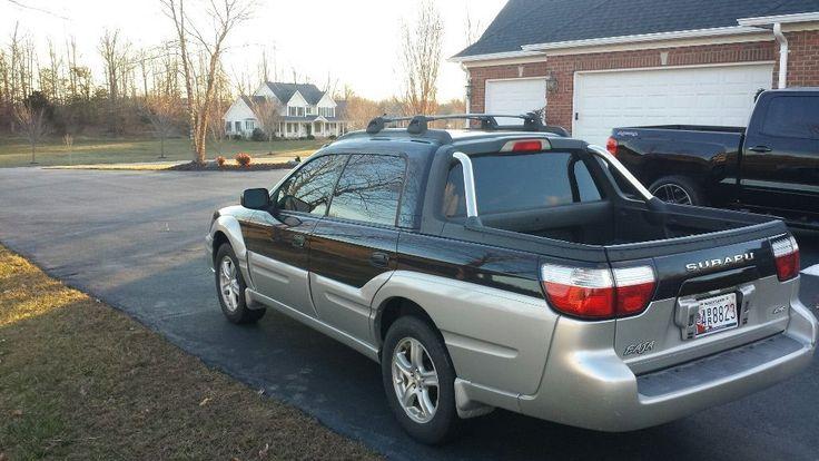 2004 Subaru Baja Pickup