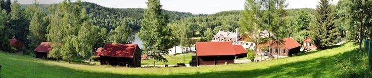 Złoty Potok Resort zapewniając jezioro w górach pakietu wakacje. #DomkiWGórachNadJeziorem, jest idealnym miejscem dla ludzi, którzy chcą zaspokoić ich dreszczyk przygody