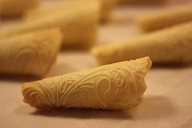 Krumkake- a traditional Norwegian Christmas cookie! I grew up with these as a tradition! I make them now!