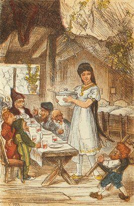 Interesante y completo artículo de la Junta de Andalucía en el que comenta el valor de los cuentos tradicionales y la literatura infantil