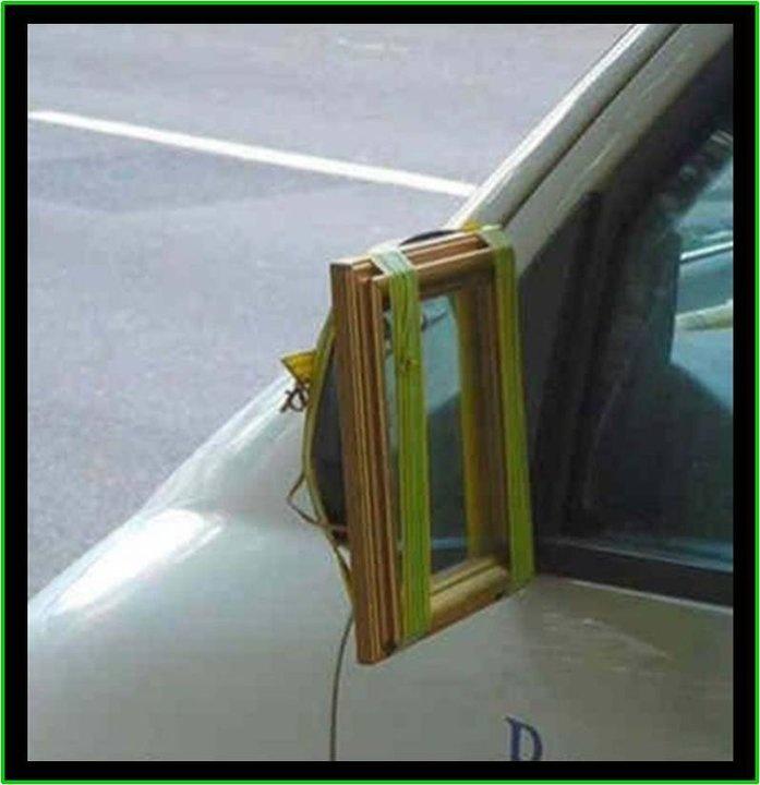 clever alternative...