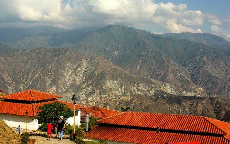 Parque Nacional del Chicamocha, paisajes espectaculares panachi by santajara on 500px