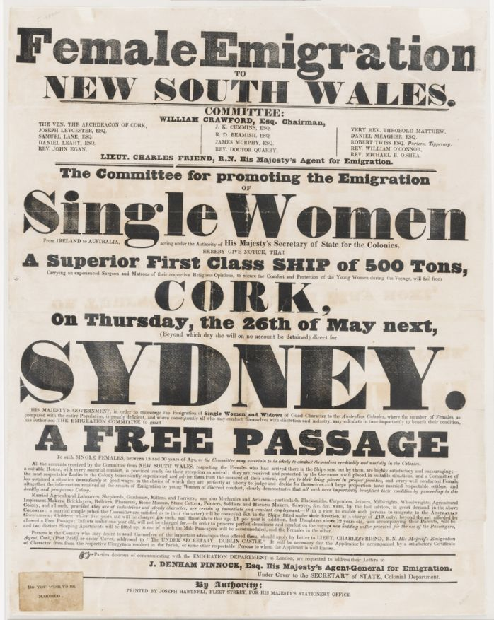 Genealogy Boomerangs - newspaper resources at the NSW State Library