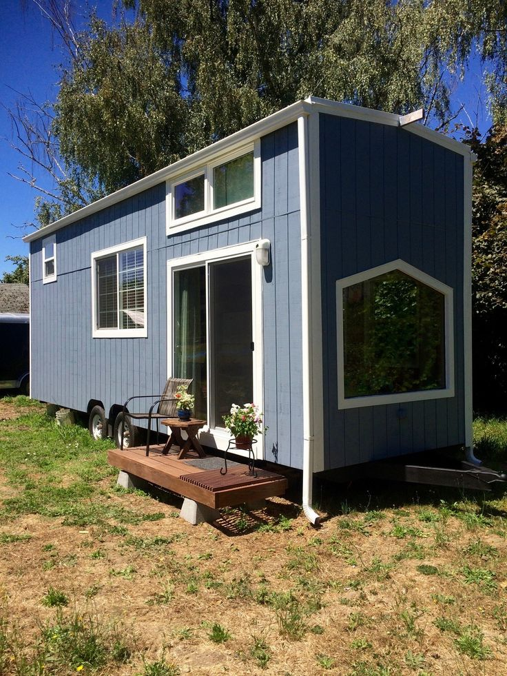 16 Tiny House Interior Design Ideas: 2016 Large Tiny House For Sale With 2 Bedrooms