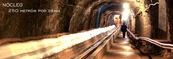 Bochnia - kopalnia soli / salt mine