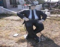 Godfather Statue