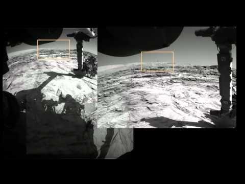 Γιγαντιαίο μενίρ στον Άρη, από το Mars Orbiter (video)