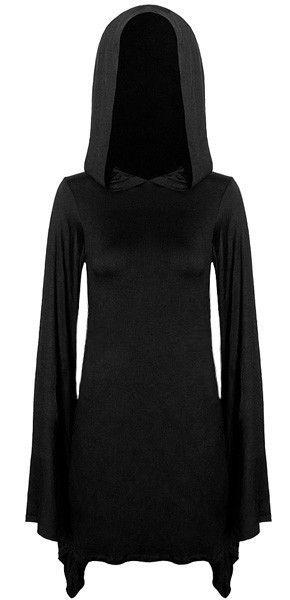 witch hood dress <3 <3 <3