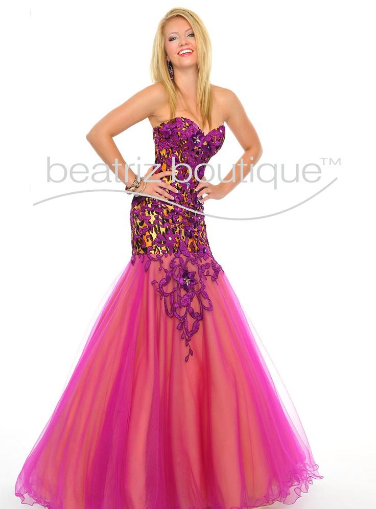 Best 14 2013 Divas images on Pinterest   Unique prom dresses, Formal ...