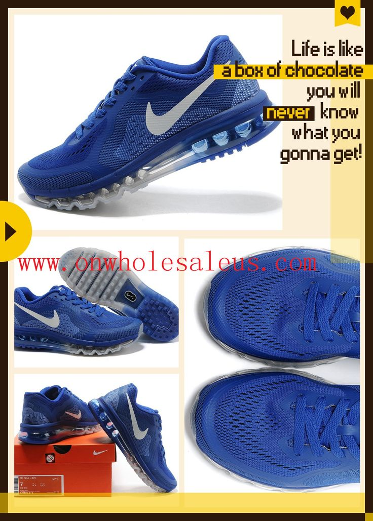 Cheap New Nike Air Max 2014 Mens shoes Top high OG quality for wholesale  $72 for