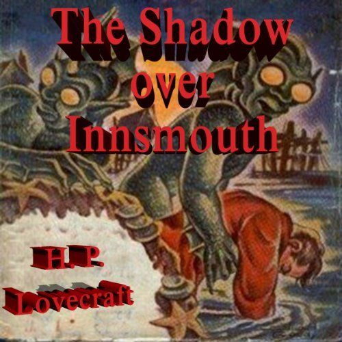 "Another must-listen from my #AudibleApp: ""The Shadow over Innsmouth"" by H. P. Lovecraft, narrated by Mike Vendetti."
