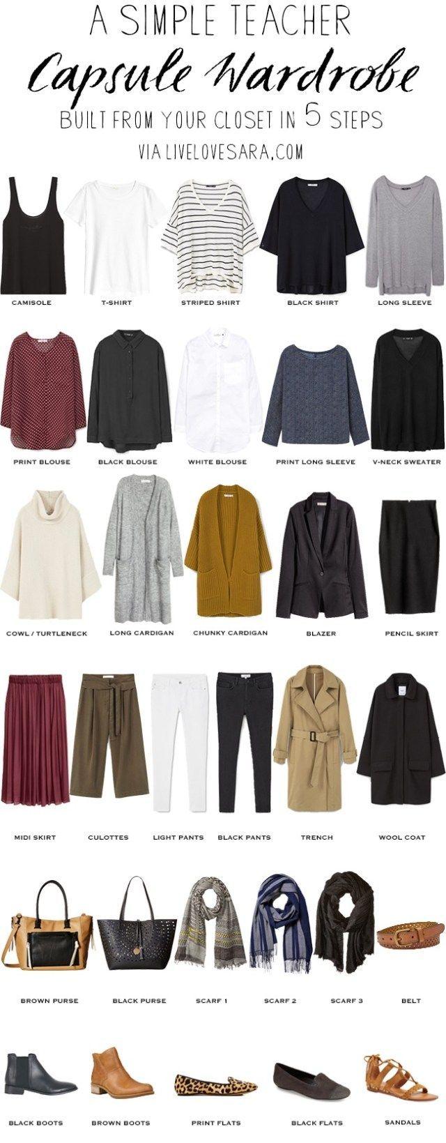 Minimalist Classroom Jobs : Best capsule wardrobe neutral ideas on pinterest