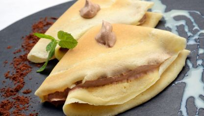 Crepes rellenos