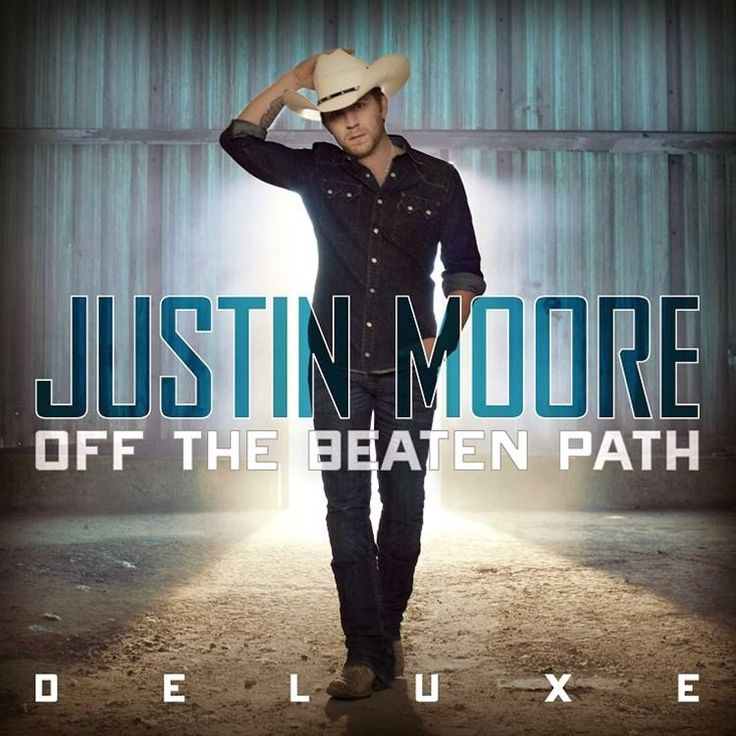 Justin Moore - Off The Beaten Path: Deluxe on 180g 2LP