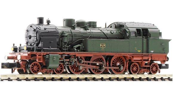 Dampflokomotive Bauart T 18.1 der K.P.E.V.