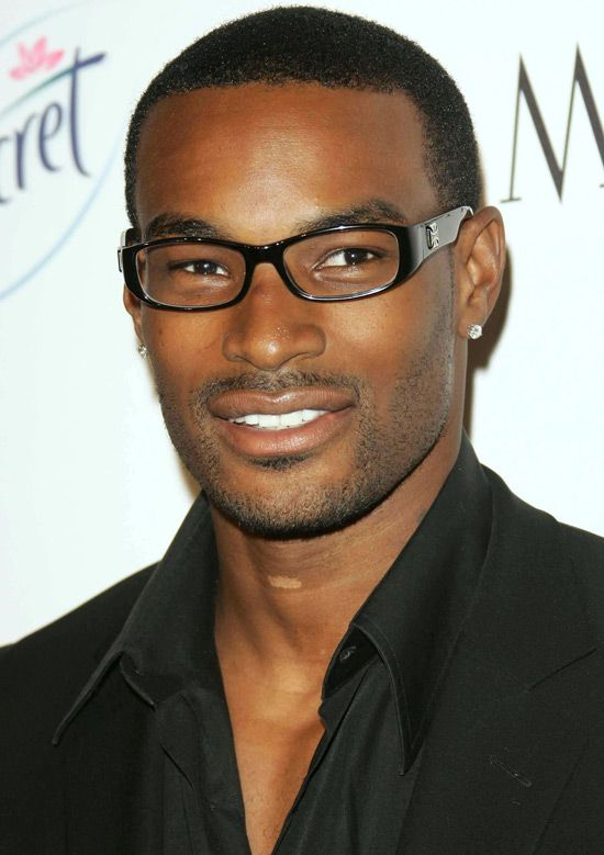 Tyson.Beckford. Not quite as fabulous as my man, but fabulous nonetheless.