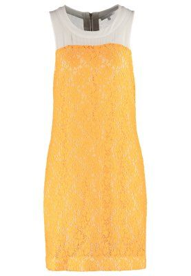 Patrizia Pepe Korte jurk summer orange