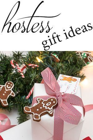 Hostess gift ideas! These ones are time-tested and always appreciated. # gifts #giftideas #hostessgifts #holidayseason #ChristmasGifts - Hostess Gift Ideas Christmas Decor DIY Ideas Pinterest Gifts