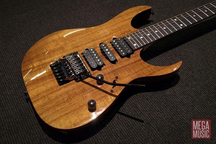 Ibanez RG657K KB Prestige Electric Guitar with Australian Blackwood Top  #ibanez #ibanezguitar #ibanezguitars #ibanezprestige #guitar #electricguitar #guitars #electricguitars #ibanezprestigeseries #blackwood #australianblackwood #megamusic #megamusicmyaree