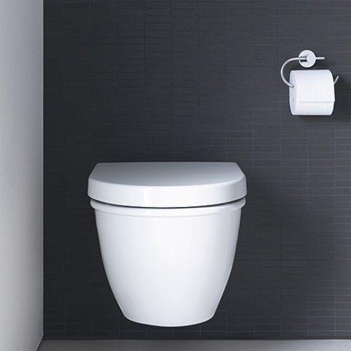 duravit new darling wall hung pan - Wall Hung Toilet