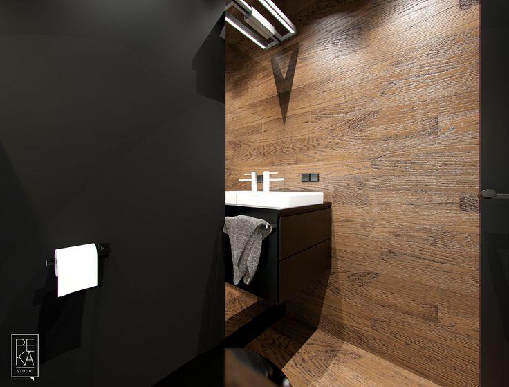 Bathroom by PEKA STUDIO