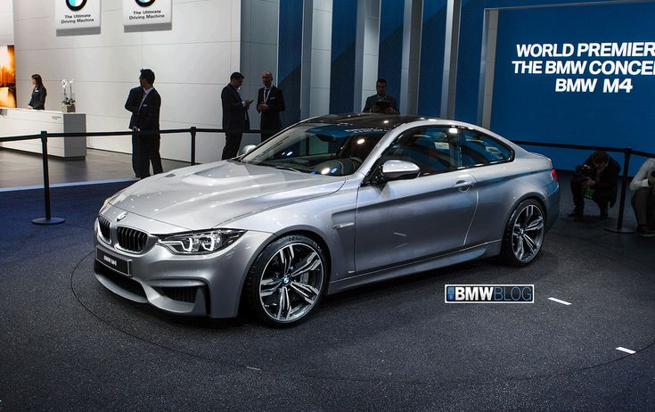 New BMW M3 and BMW M4 will debut at 2014 Detroit Auto Show