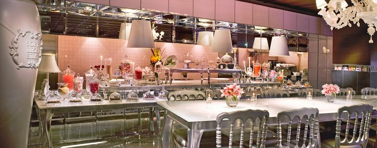 Melt Meee at Sls Beverly Hills Restaurant