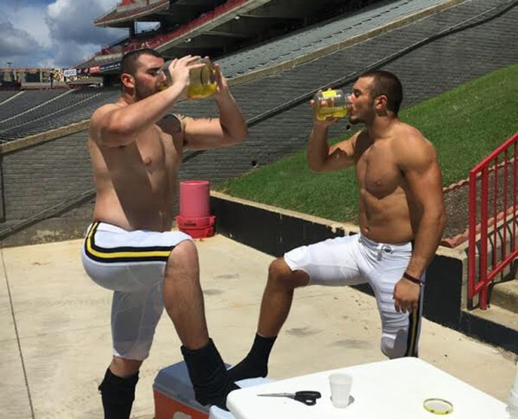 Science be damned, football players are drinking pickle juice to try to ward off…