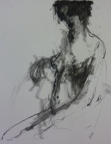 Manyung Gallery Group Julie  Hutchings Nude