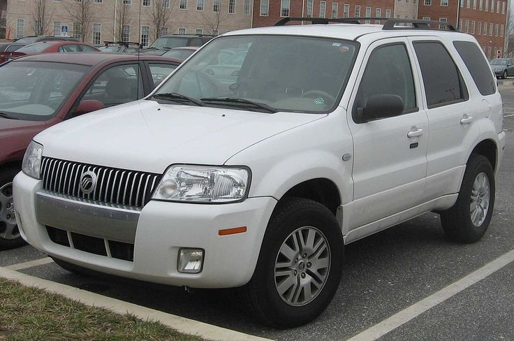2005-07 Mercury Mariner - Ford Escape Hybrid — Википедия