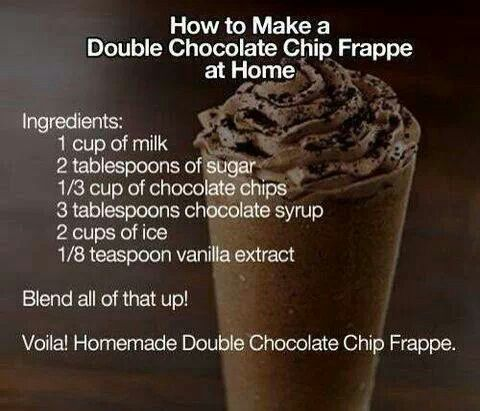 Choco Chip Frappe