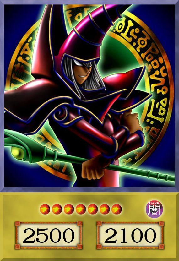 Yu Gi OH Dark Magician | Red Dark Magician (Arcana) by PlayStationScience
