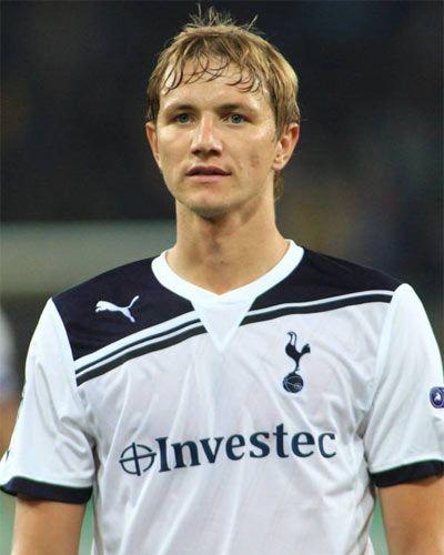 Roman Pavlyuchenko, ex Tottenham Hotspur