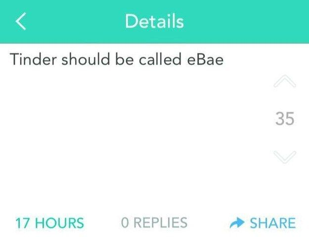 This future marketer: | 33 Of The Funniest Things To Ever Happen On Yik Yak