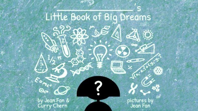 A little about cuSTEMized and _'s Little Book of Big Dreams