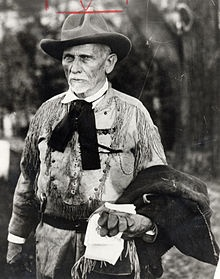 """Daniel Carter """"Uncle Dan"""" Beard (June 21, 1850 – June 11, 1941) was born in Cincinnati, Ohio. He was an American illustrator, author, youth leader, and social reformer who founded the Sons of Daniel Boone in 1905, which Beard later merged with the Boy Scouts of America (BSA)."""
