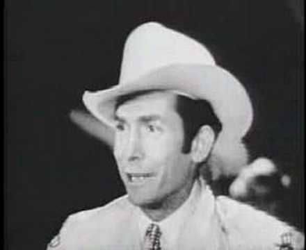 Hank Williams - Hey Good Lookin'. Not a country music fan now, but this is a song from my childhood.