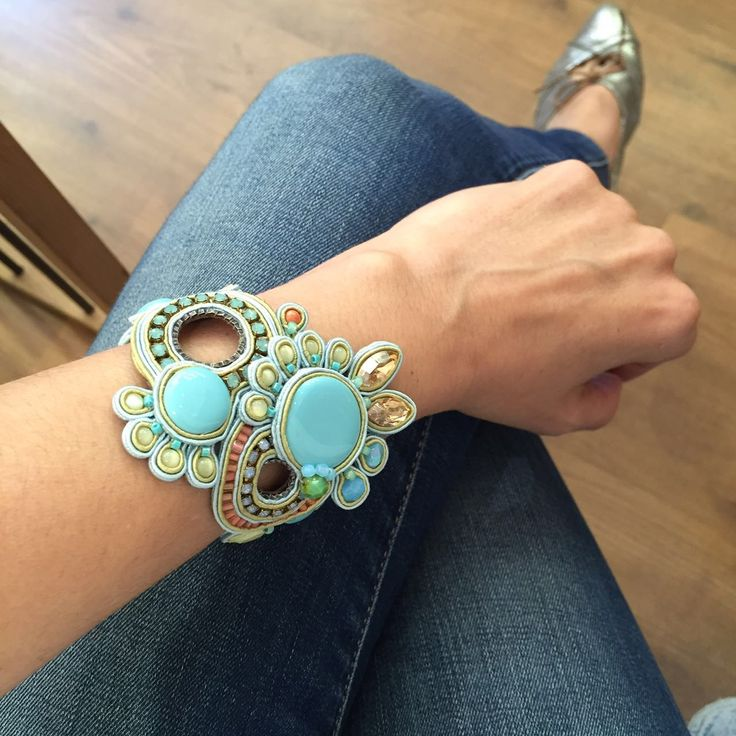 Dori's Celeste bracelet is reinventing fashion's favorite floral theme in…
