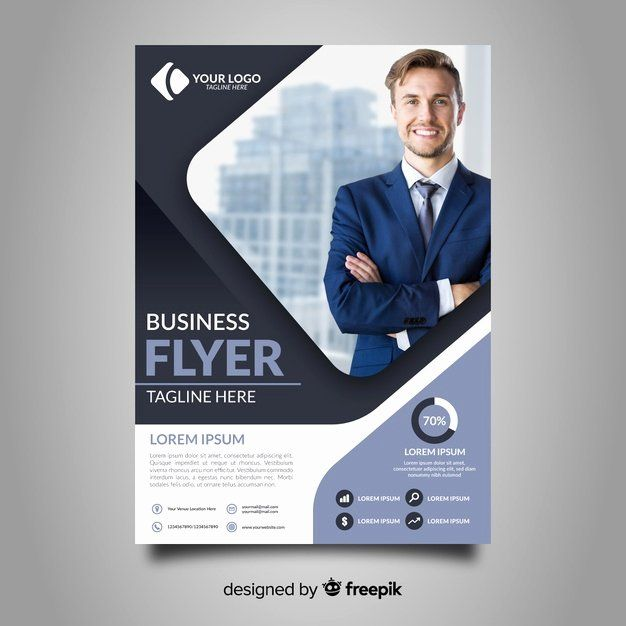 Template For Business Flyer from i.pinimg.com