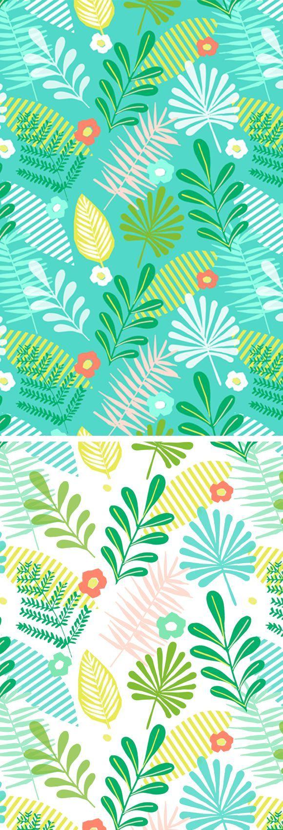 wendy kendall designs – freelance surface pattern designer » tropicalpalm-doc