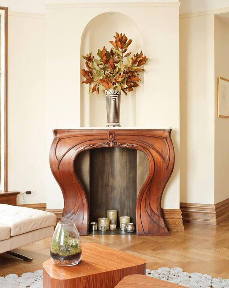 1000 idées sur le thème manteaux de cheminée faux sur pinterest ...