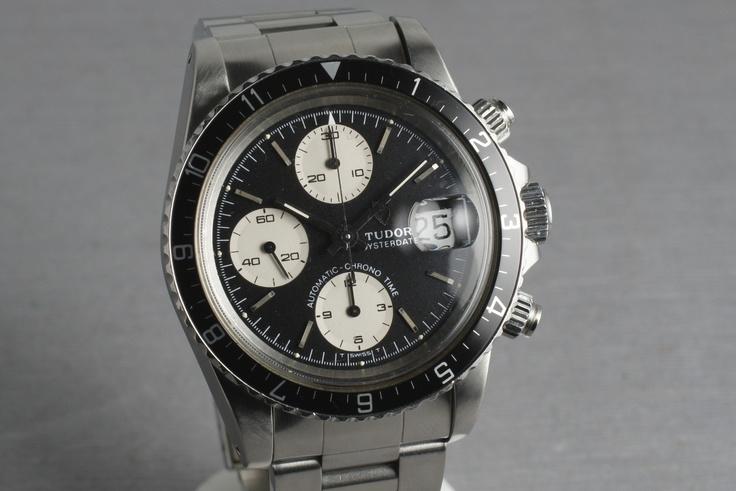 Tudor Chronograph ref 79170, big block!